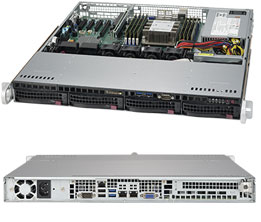 SuperServer-5019P-MT