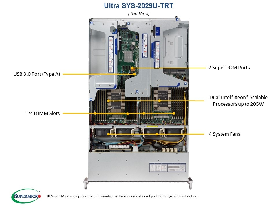 SuperServer-2029U-TRT fourth image