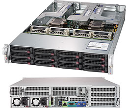 SuperServer-6029U-E1CR25M