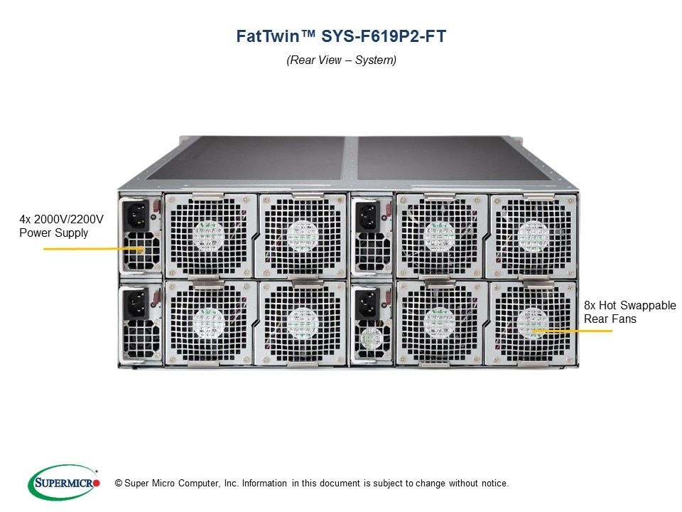 SuperServer-F619P2-FT third image