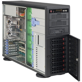 DiGiCOR Tower Server