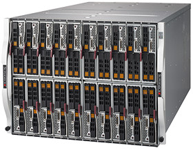 DiGiCOR Blade Server