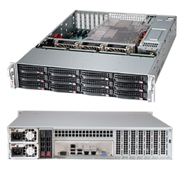 DiGiCOR Rackmount Server